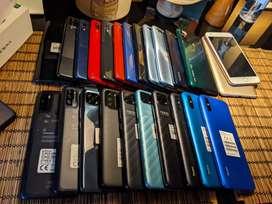 Xiaomi Poco X3 NFC Samsung A20 Oppo A3s