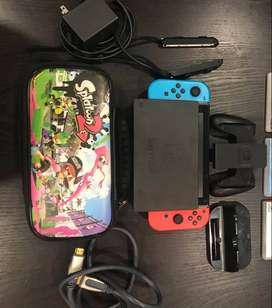 Nintendo Switch HAC 001 VIDEO GAME