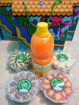 [GRATIS Kartu Ucapan]Parcel Ramadhan Parcel Lebaran Bellarosa Sirup