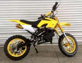 Brand new kids 50cc bikes