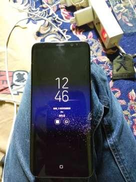 Dijual Samsung S8 DualSim 4/64