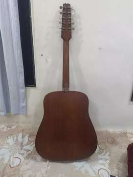 Guitar Givson Original Accoustic  12 String Accoustic Guitar