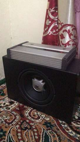 Sound & Power JBL