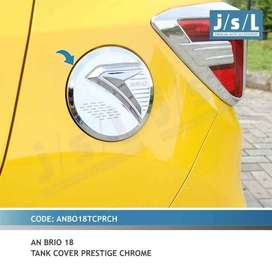 Tank Cover All New BRIO Prestige Chrome // KIKIM VARIASI