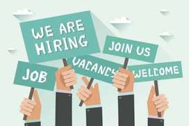 Male and female required for a software marketing