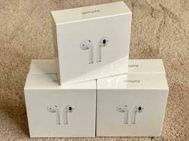 Apple Airpods 2, Sealed Packed 100% Genuine,