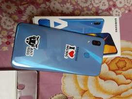Samsung A30 2 month old 4 gb 64 variant