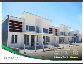 Cluster Rumah) lokasi strategis dekat dari mall MARI Makassar*