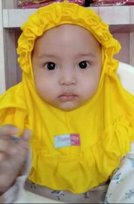 Hijab Bergo bayi