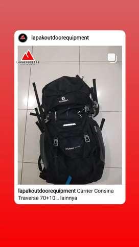 Carrier Consina Terverse 70+10