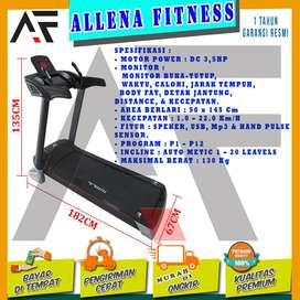 Alat Fitness Treadmill Elektrik TL-155 | Big Treadmill Electric 3.5HP