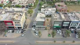 Prime Location Multi Story Corner Plaza For Rent D H A Phase 3 Lahore