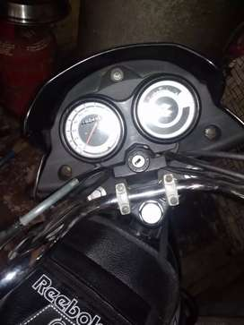 good condition,new tyre,good mileage,self stert