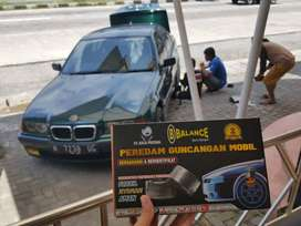 Mobil yg sering alami berguncang keras,Cocok di Pasangi DAMPER BALANCE