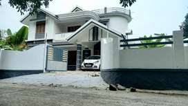 Newly built house in thrickodithanam , 10 cent square plot. 2440 sqft