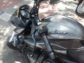Auto India NS160cc showroom condition clear paper 1 owner