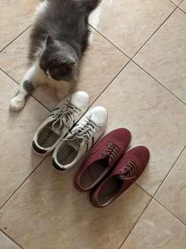 Sepatu Pull and bear like new