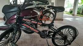 Avon roto bike ww stunt cycle