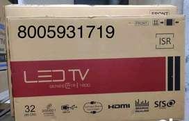 Brand new 32 smart led tv @7999