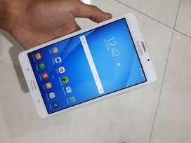"Samsung Tab A 2016 White 7.0"" inch 4G/LTE Batangan Muluss Tanpa Minus"