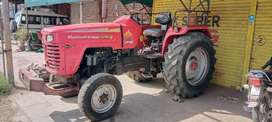 Mahindra 595 turbo,