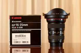Canon EF 16-35mm f/2.8L III USM Ultra-Wide Zoom Lens