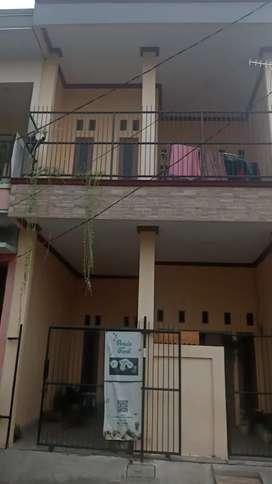 Over Kontrak Rumah 2 Lantai di Bekasi Utara