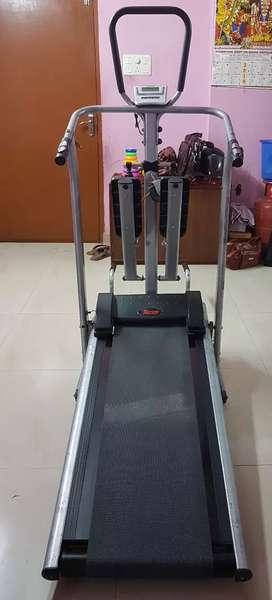 Treadmill Avon Manual 4in1