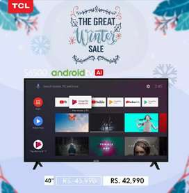 TCL 40S6500 Smart Android LED TV