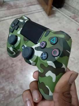 PS4 controller camouflage