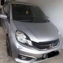 Dijual Honda Brio E Matic