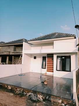 Rumah Cluster di Cibubur. Dp 25 juta dan Angsuran 3 Jutaan