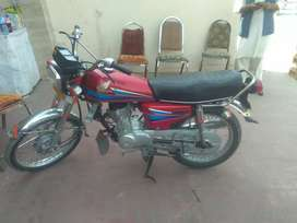 I want to sale my motorcycle