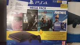 Ps4 1tb mega pack read description