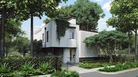 Arsitektur Minimalist Rumah Tinggal Bogor