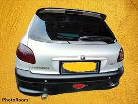 Jual cepat Peugeot 206