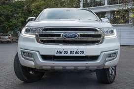 Ford Endeavour 3.2 Titanium AT 4X4, 2018, Diesel