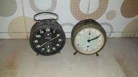 Jam weker kuno wehrle made in germany,normal semua jam dan alarm