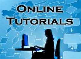 Online tutorials for all programs language and also CBSE and bse