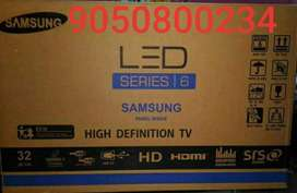 Original Samsung and Sony panel led TV with one year warranty
