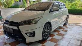 Toyota yaris s trd sprotivo 2014 matic
