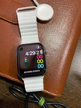 Apple watch 4 stainless steel