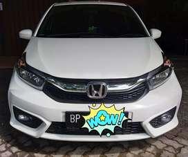 Dijual Honda All New BRIO Satya E CVT (Automatic)2019