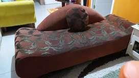 Sofa santai elegant dan mewah