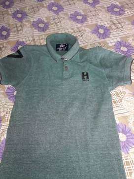 Hunter branded  T shirt 200 ( one time used)