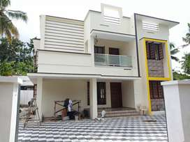 New House 2200sqft 7cent Near Mannanthala MC