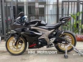 Suzuki Gsxr 150 2017 plat B bisa tt r25 z250 cbr250rr