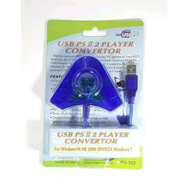 USB PS II Player Convertor