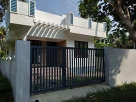 2 bhk 750 sft 3 cent new build house at varapuzha near karingamthuruth