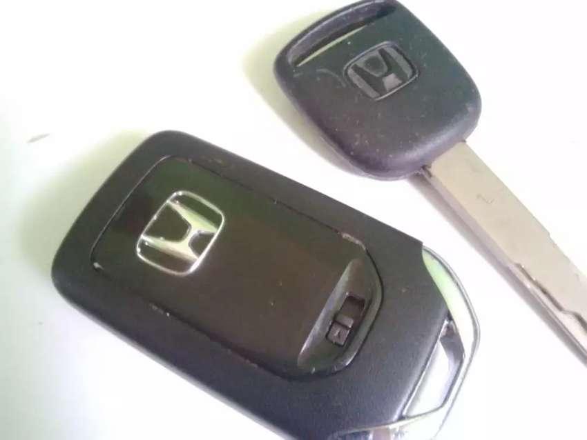 Kunci Mobil Smart Key Honda Jazz, CRV, HRV ori 0